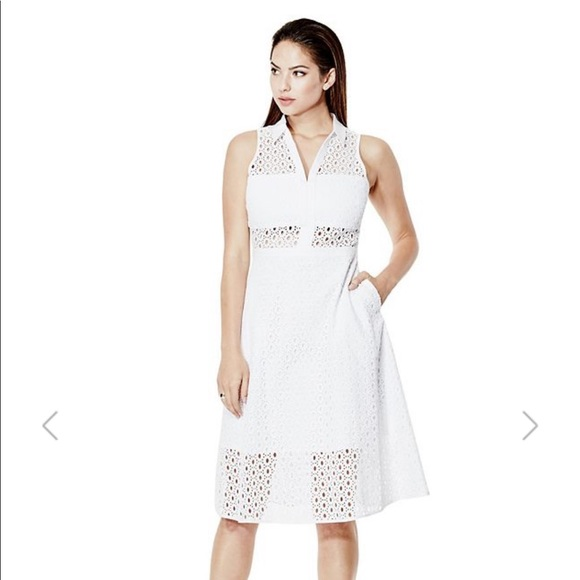 Guess Dresses & Skirts - NWOT Guess White Dress
